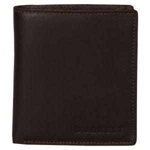 Pánská kožená peněženka Burkely Vintage – tmavě hnědá