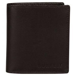 Pánská kožená peněženka Burkely Vintage – černá