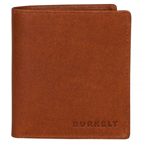 Pánská kožená peněženka Burkely Vintage – koňak