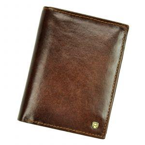 Pánská kožená peněženka Rovicky Victor – hnědá
