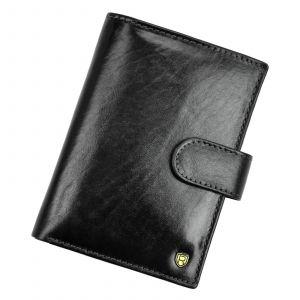 Pánská kožená peněženka Rovicky Marty – černá