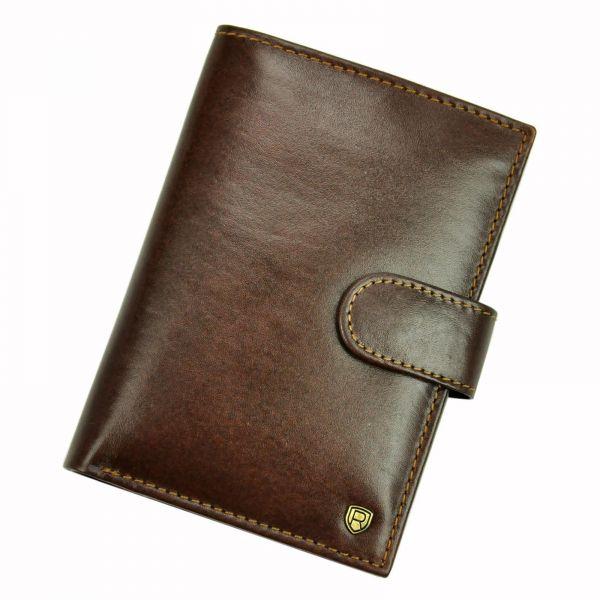 Pánská kožená peněženka Rovicky Marty – hnědá