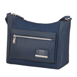 Samsonite Dámská kabelka přes rameno Openroad Chic S – modrá