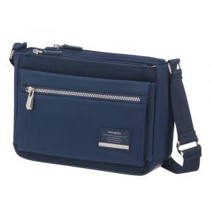 Samsonite Dámská kabelka přes rameno Openroad Chic – modrá