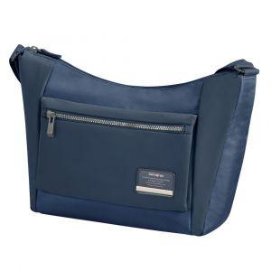 Samsonite Dámská kabelka přes rameno Openroad Chic M – modrá