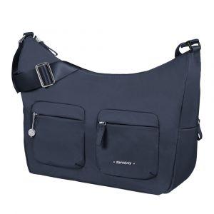 Samsonite Dámská kabelka přes rameno Move 3.0 M – modrá