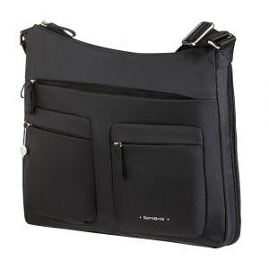 Samsonite Dámská kabelka přes rameno Move 3.0 M EXP – černá