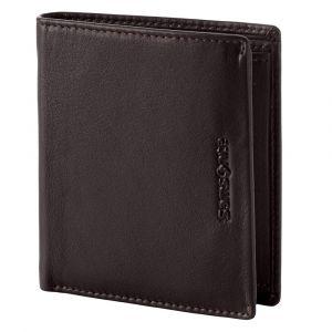 Samsonite Pánská kožená peněženka Success 2 119 – tmavě hnědá