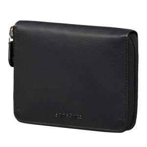 Samsonite Pánská kožená peněženka Success 2 323 RFID – černá