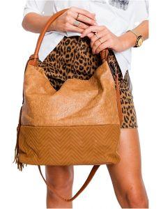 Camel dámská shopper kabelka vel. univerzální 114704-406680