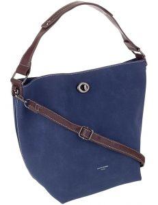 David jones® modrá dámská crossbody kabelka vel. ONE SIZE 114982-407738