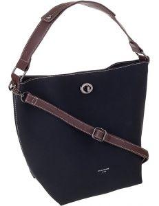David jones® černá dámská crossbody kabelka vel. ONE SIZE 114983-407739
