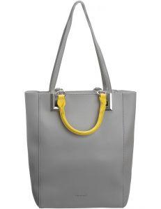 Monnari® dámská šedá shopper kabelka vel. ONE SIZE 114986-407742
