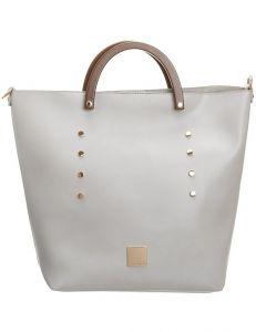 Monnari® šedá dámská shopper kabelka vel. ONE SIZE 114987-407743