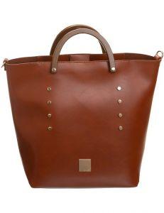 Monnari® hnědá dámská shopper kabelka vel. ONE SIZE 114988-407744