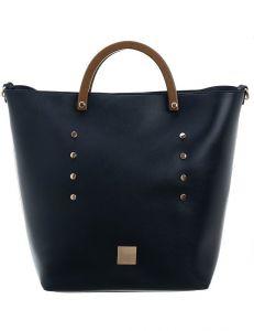 Monnari® černá dámská shopper kabelka vel. ONE SIZE 115003-407759