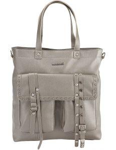 Monnari stříbrná kabelka vel. ONE SIZE 115037-407793