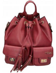 Nobo dámská červená kabelka vel. ONE SIZE 115040-407796