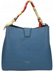 Nobo modrá shopper kabelka vel. ONE SIZE 115043-407799