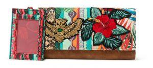 Desigual barevná peněženka Mone Pitahaya Mariona