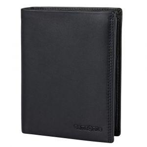 Samsonite Pánská kožená peněženka Attack 2 SLG 122 – černá