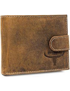 Buffalo wild pánská hnědá peněženka vel. ONE SIZE 115992-410925