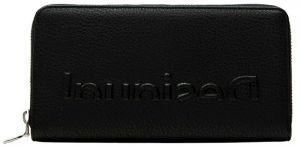 Desigual Dámská peněženka Mone Embossed Half Fiona 21SAYP352000