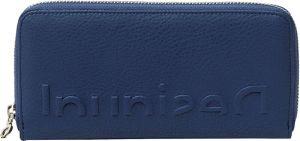 Desigual Dámská peněženka Mone Embossed Half F 21SAYP355036
