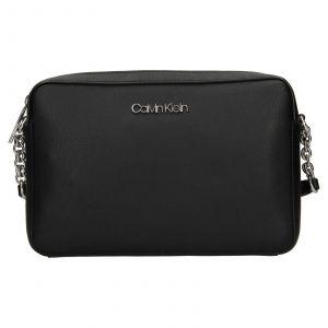 Dámská crossbody kabelka Calvin Klein Naoni – černá