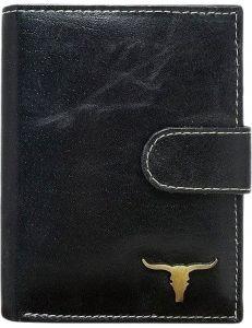 Buffalo wild černá pánská peněženka vel. ONE SIZE 116749-413156