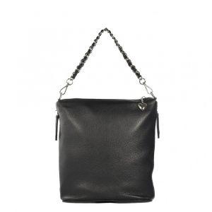 Unidax Dámská kožená kabelka Facebag Emma II. 6061 – zlatá