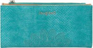 Desigual Dámská peněženka Mone Summer Aquile 21SAYP115092
