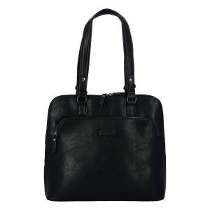 Dámská kabelka přes rameno černá – Enrico Benetti Caeny černá