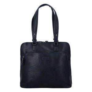 Dámská kabelka přes rameno tmavě modrá – Enrico Benetti Caeny tmavě modrá