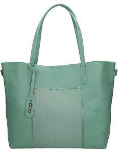Nobo shopper kabelka zelená vel. ONE SIZE 120172-428052