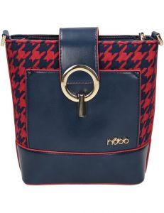 Nobo tmavě modro – červená crossbody kabelka vel. ONE SIZE 120178-428058