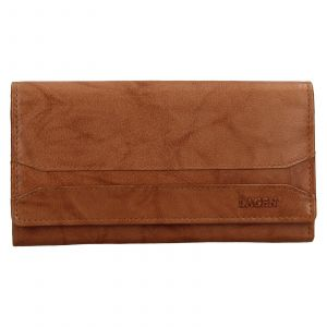 Dámská peněženka Lagen Camilla – koňak