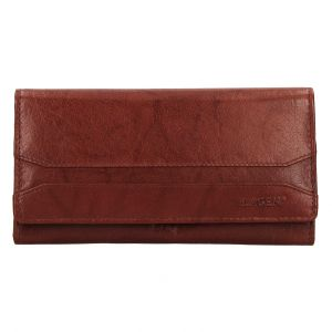 Dámská peněženka Lagen Camilla – hnědá