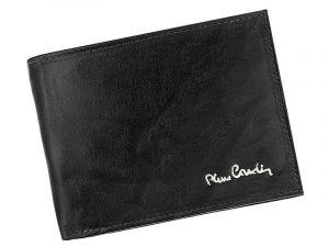 Pánská kožená peněženka Pierre Cardin Henri – černá