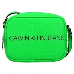 Dámská crossbody kabelka Calvin Klein Jeans Tamara – zelená