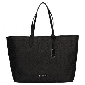Dámská kabelka Calvin Klein Hankas – černá