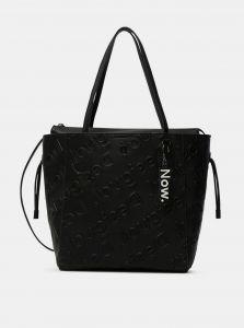 Desigual černá kabelka Bols Colorama Norwich