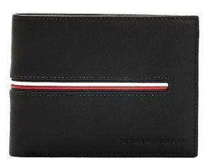Tommy Hilfiger Pánská kožená peněženka AM0AM07480BDS