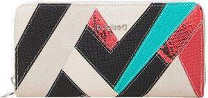Desigual Dámská peněženka Mone Kir Royal Fiona 21SAYP581001