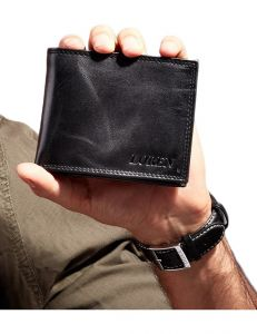černá pánská peněženka vel. ONE SIZE 124304-443333