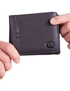 černá pánská peněženka vel. ONE SIZE 124305-443334