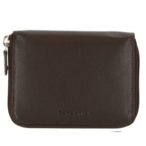Samsonite Pánská kožená peněženka Success 2 323 RFID – tmavě hnědá