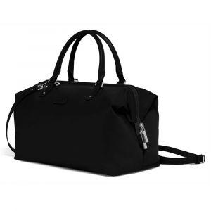 Lipault Dámská kabelka Lady Plume Bowling Bag M – černá