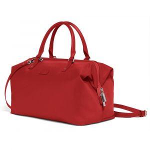 Lipault Dámská kabelka Lady Plume Bowling Bag M – červená