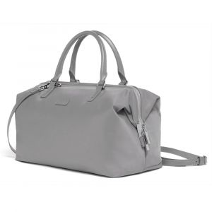 Lipault Dámská kabelka Lady Plume Bowling Bag M – šedá